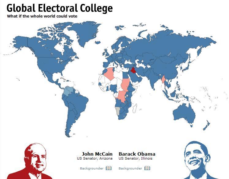 Global Electoral College