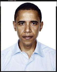 Obama - Avedon