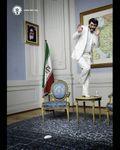 Ahmadinejad - ratones