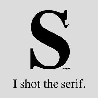 Ishotthe serif