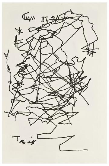 Borges - Autorretrato