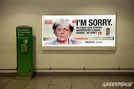 Sorry - Greenpeace