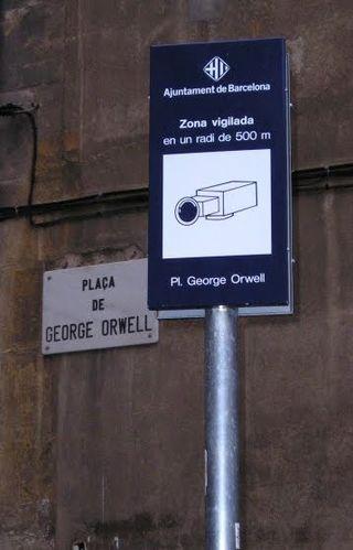 Plaza Orwell