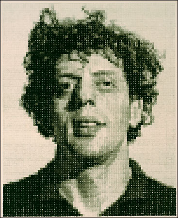 Glass by Chuck Close