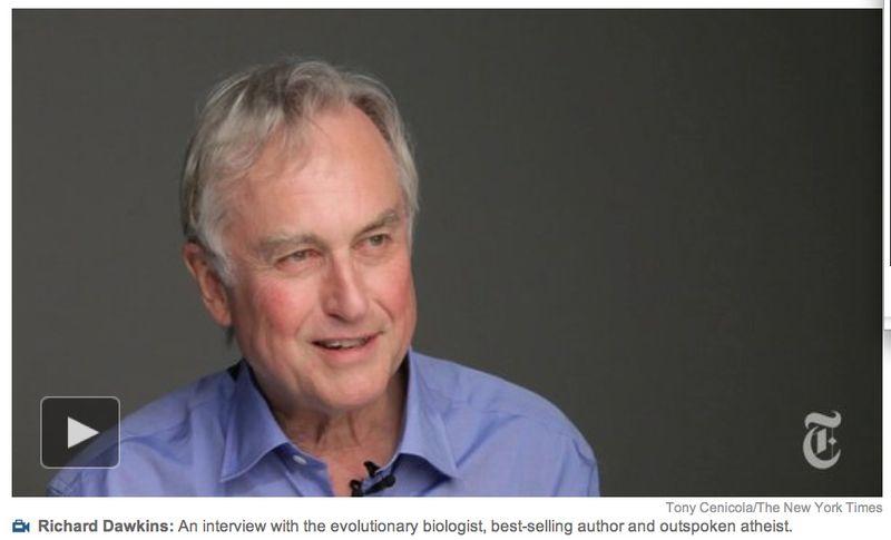 Dawkins - NYT