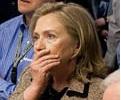 Hillary viendo justicia