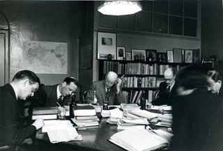 TS - Eliot en Farber