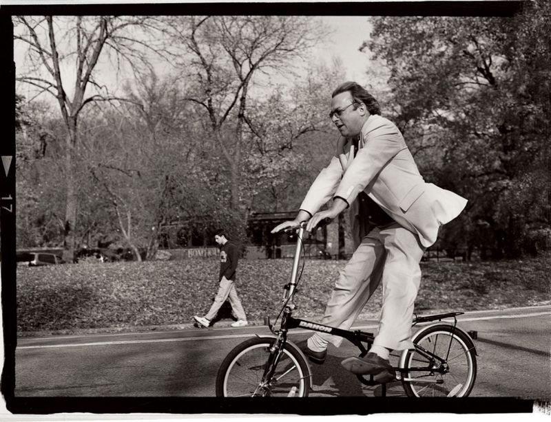 Hitchens bicicleta