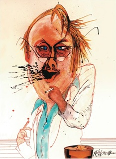 Hitchens - Steadman