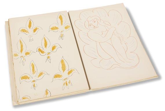 Cuaderno Matisse