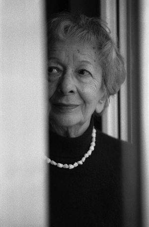 Szymborska blanco y negro