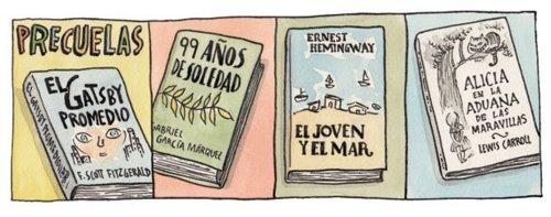Precuelas literarias