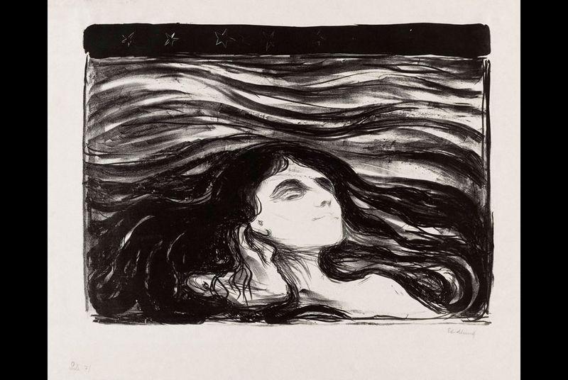 Munch - en las olas del amor