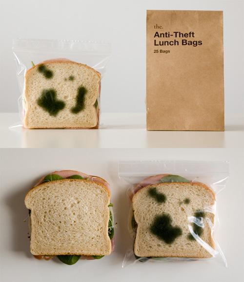 Bolsa para sandwich